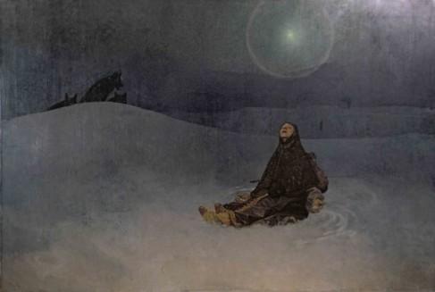 "Alfons Mucha, ""Star"" o ""Siberia"", 1923"