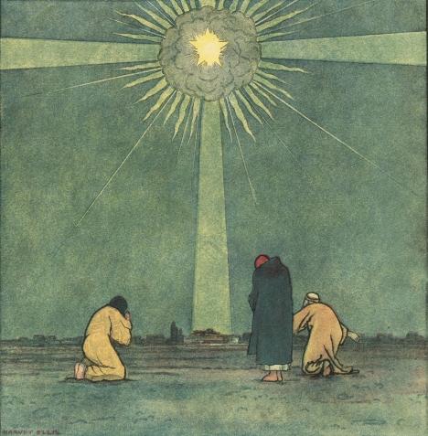 Harpers Magazine, Christmas 1898