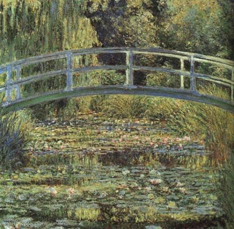 Claude_Monet-Waterlilies