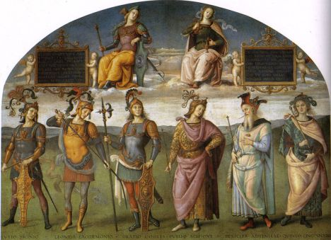 800px-Perugino,_Fortitude_and_Temperance_with_Six_Antique_Heroes_00